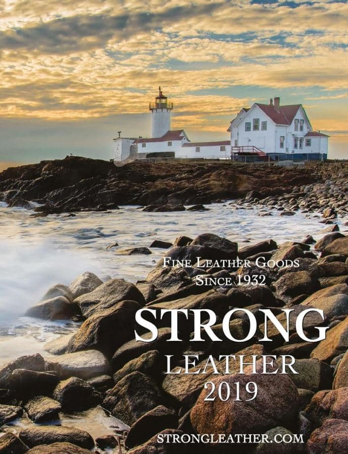 Strong Leather Promotional Catalogs