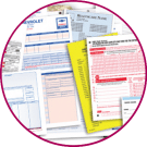 Custom Print Options such as Business Forms in Aurora, Ohio